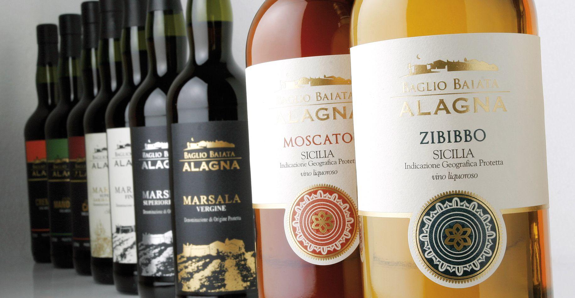 Alagna vini linea vini