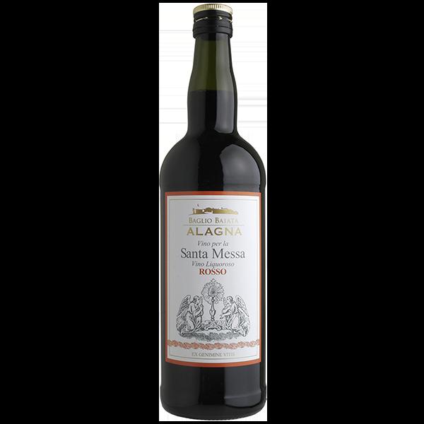 Alagna vini Vino Santa Messa Rosso